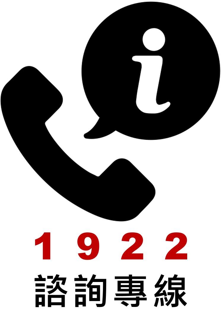 諮詢專線1922