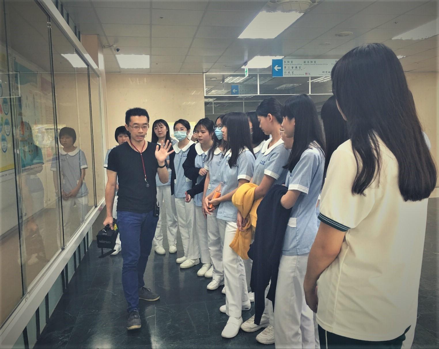 學生參訪教學