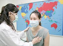 外籍男子境外染德國麻疹,民眾有疑似症狀請儘速就醫並告知相關暴露史